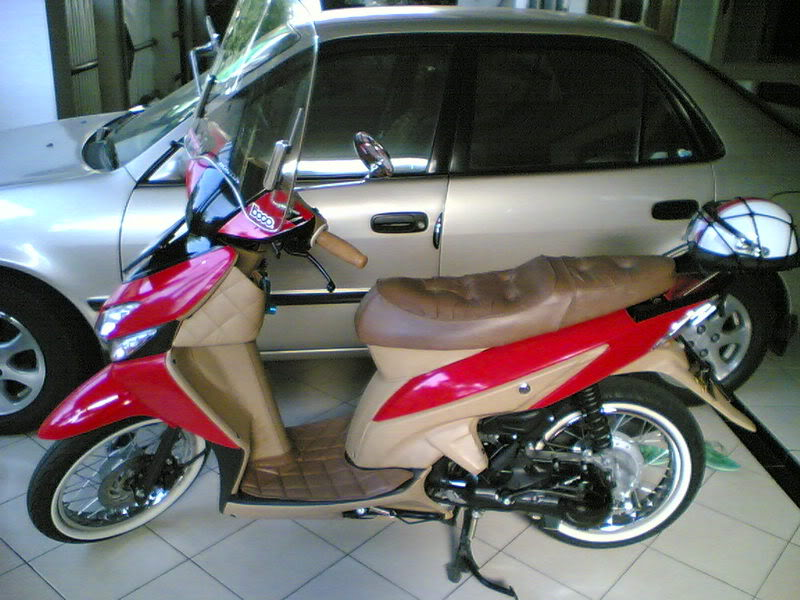 April 2010   Foto Gambar Modifikasi Motor Ceper
