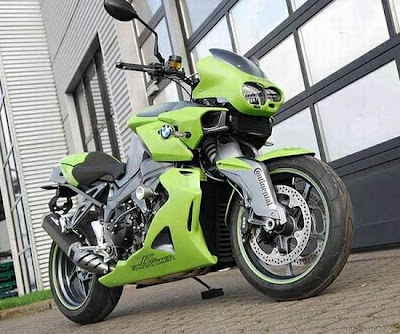 Motor Cycle Modification2011  AC Schnitzer BMW K1300R Modification