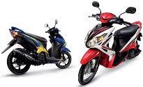 New Yamaha Xeon 125 cc