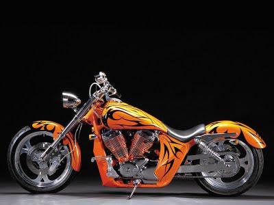 Foto|Gambar Kontes Modifikasi Motor