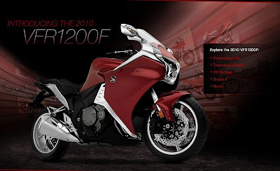 2011 Honda VFR1200F 1200 cc Specs
