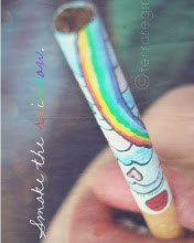 Smoke the rainbow