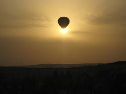 Globus a la Cappadocia