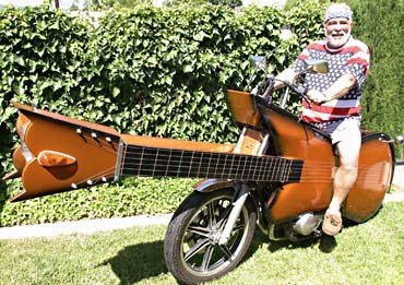 Ray Nelson and His Guitarcycle