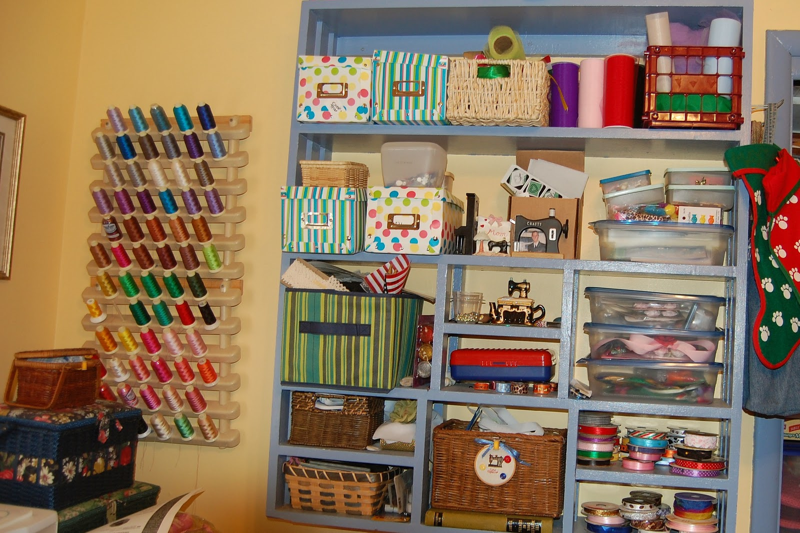 Organize My Craft Room 1600 x 1067