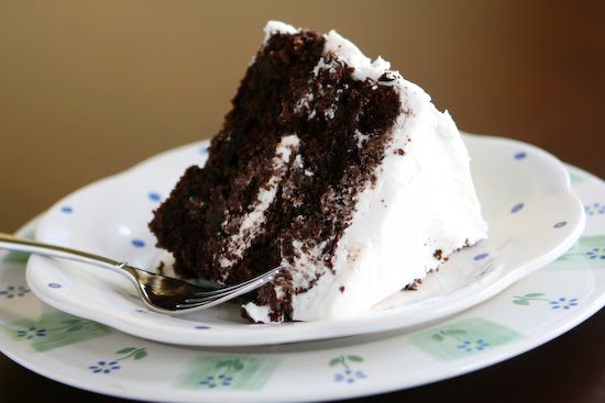 Dish Delish: SUPER Moist Chocolate Cake!