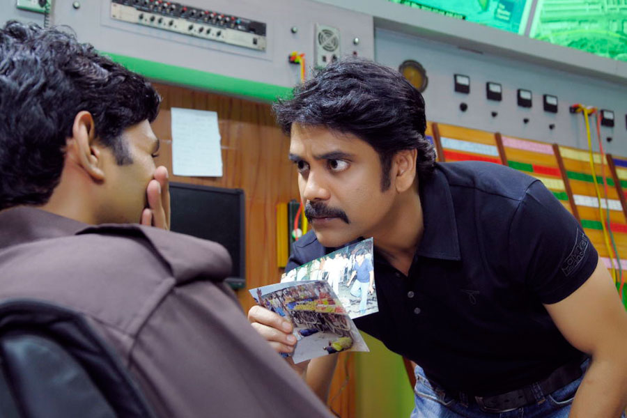Nagarjuna-Gaganam-movie-stills