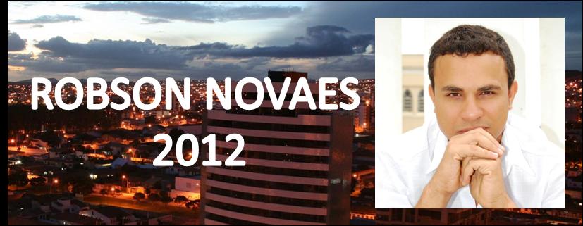 Robson Novaes 2012