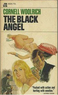 Image result for the black angel woolrich