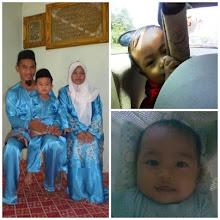 Abg Chik's Family