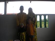 Abg Lang's Family