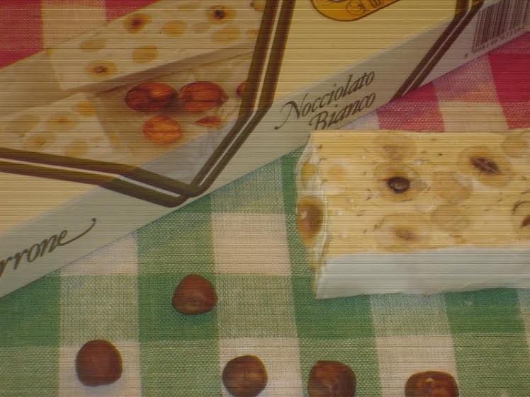 Torrone artesanal da Campania,simplesmente deliciosos!!!