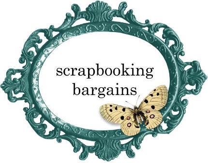 Scrapbooking bargains!