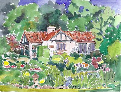 Loretta Puncer: Smith Gardens, Oakwood, Ohio