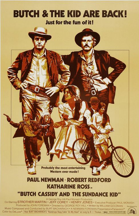 Download Filme Butch Cassidy e Sundance Kid (Dublado)