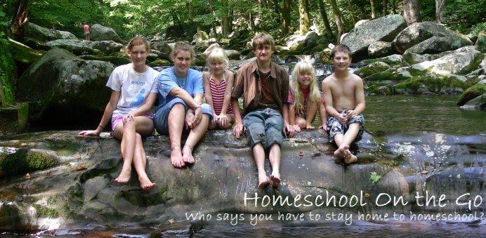 Homeschool On The Go