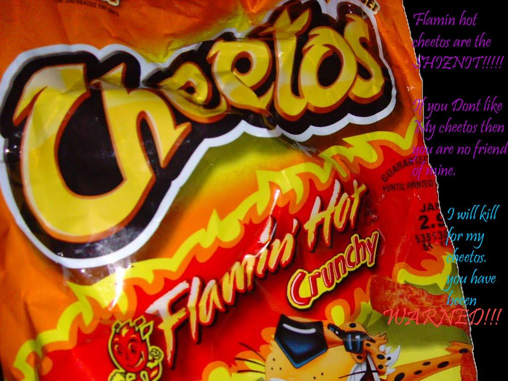 Cheetos mexicanos