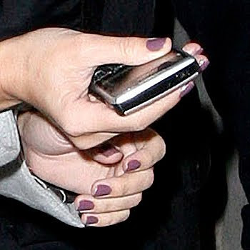lauren conrad nails. Lauren Conrad was spotted at