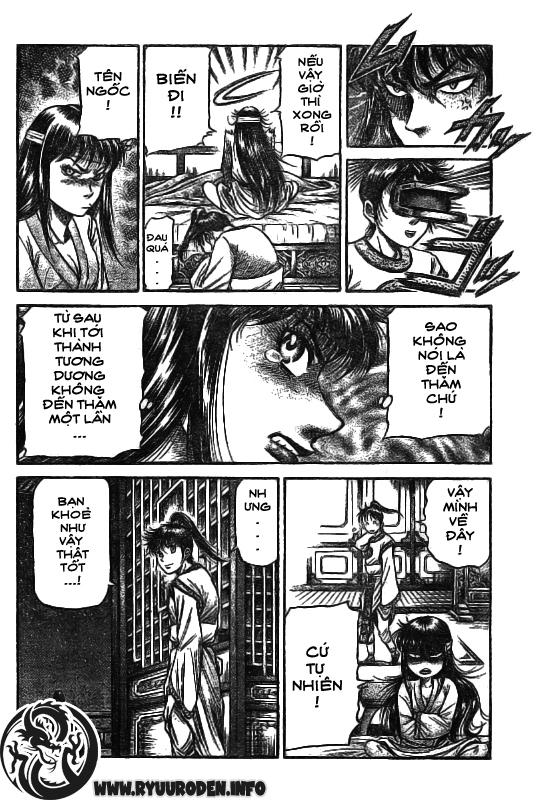 Chú bé rồng-Ryuuroden chap 185 Trang 10 - Mangak.info