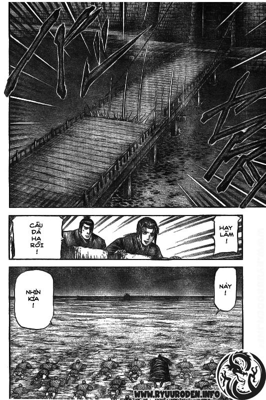 Chú bé rồng-Ryuuroden chap 185 Trang 20 - Mangak.info