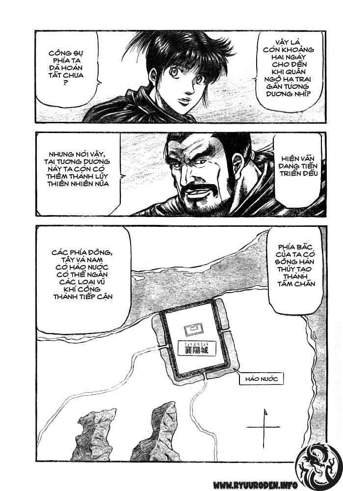 Chú bé rồng-Ryuuroden chap 182 Trang 3 - Mangak.info