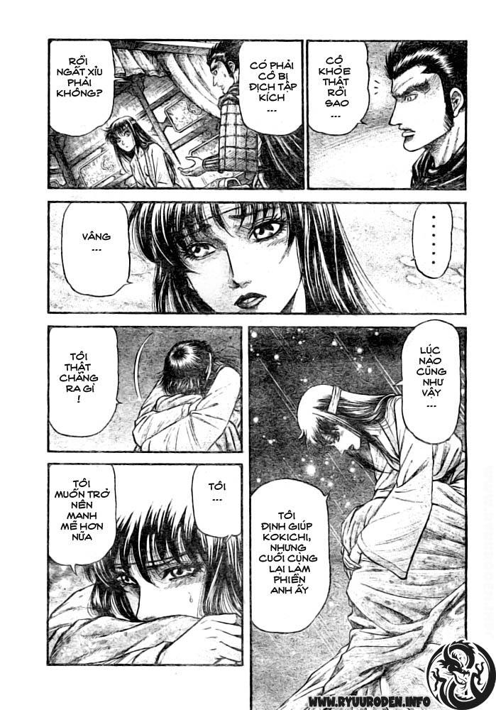 Chú bé rồng-Ryuuroden chap 182 Trang 9 - Mangak.info