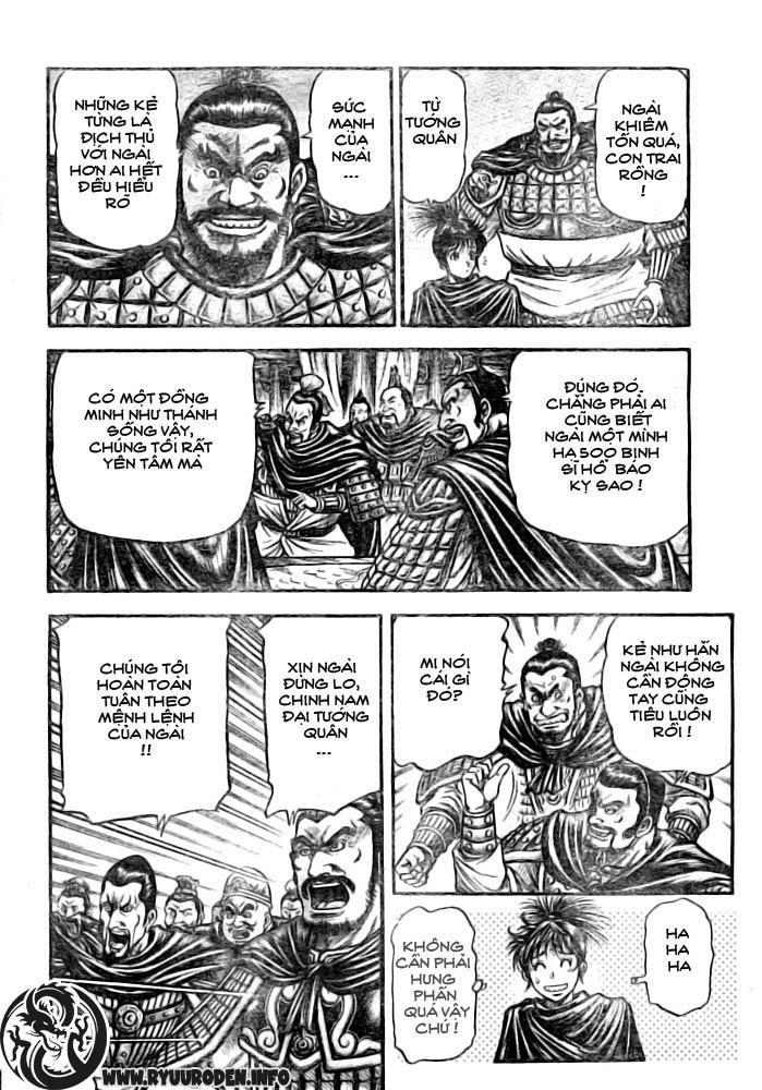 Chú bé rồng-Ryuuroden chap 182 Trang 14 - Mangak.info