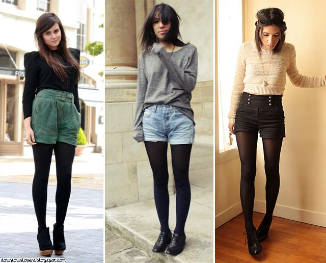 Como usar, como usar calções de inverno, como usar calções no inverno, calçoes de inverno, calções no inverno, como usar calçoes no inverno, como usar calções, calções meias, calções com leggings,