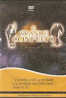 Brinde Grátis DVD O grande conflito