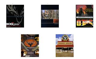 Brinde Grátis Catálogos sobre caça