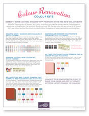 Colour Renovation Kits