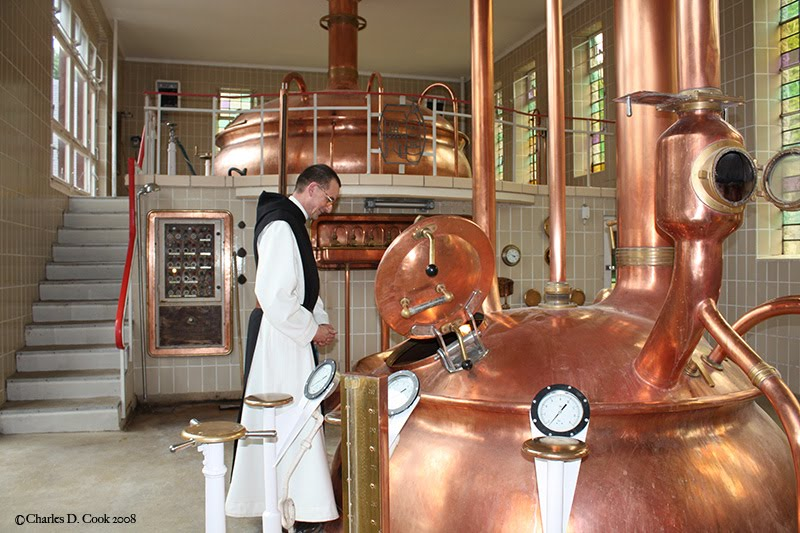Belgian beer and travel: Rochefort Trappist brewery ...
