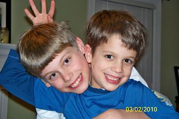 Payton and Jordan