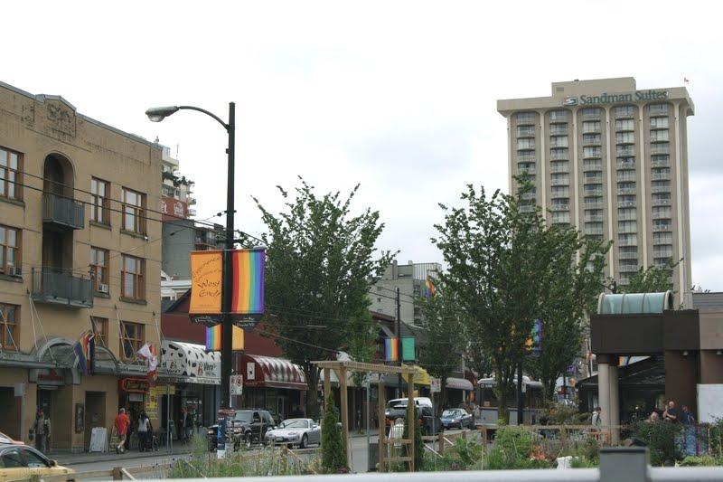 downtown vancouver centre ville
