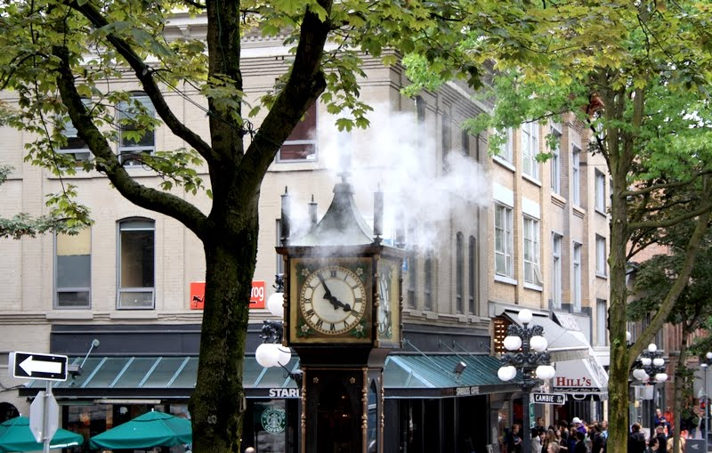 downtown vancouver vieille ville