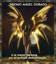Premio: Angel Dorado