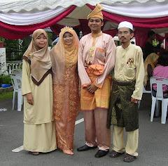 Kenangan, perkahwinan Zatul