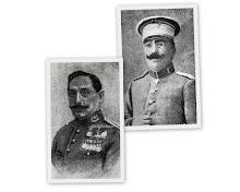 Tcol Manera y Cdte. Hernández