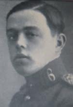 Teniente Evaristo Meana Brun