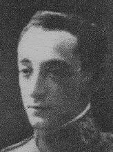 Teniente Sergio González