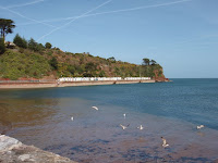 goodrington cliff walk