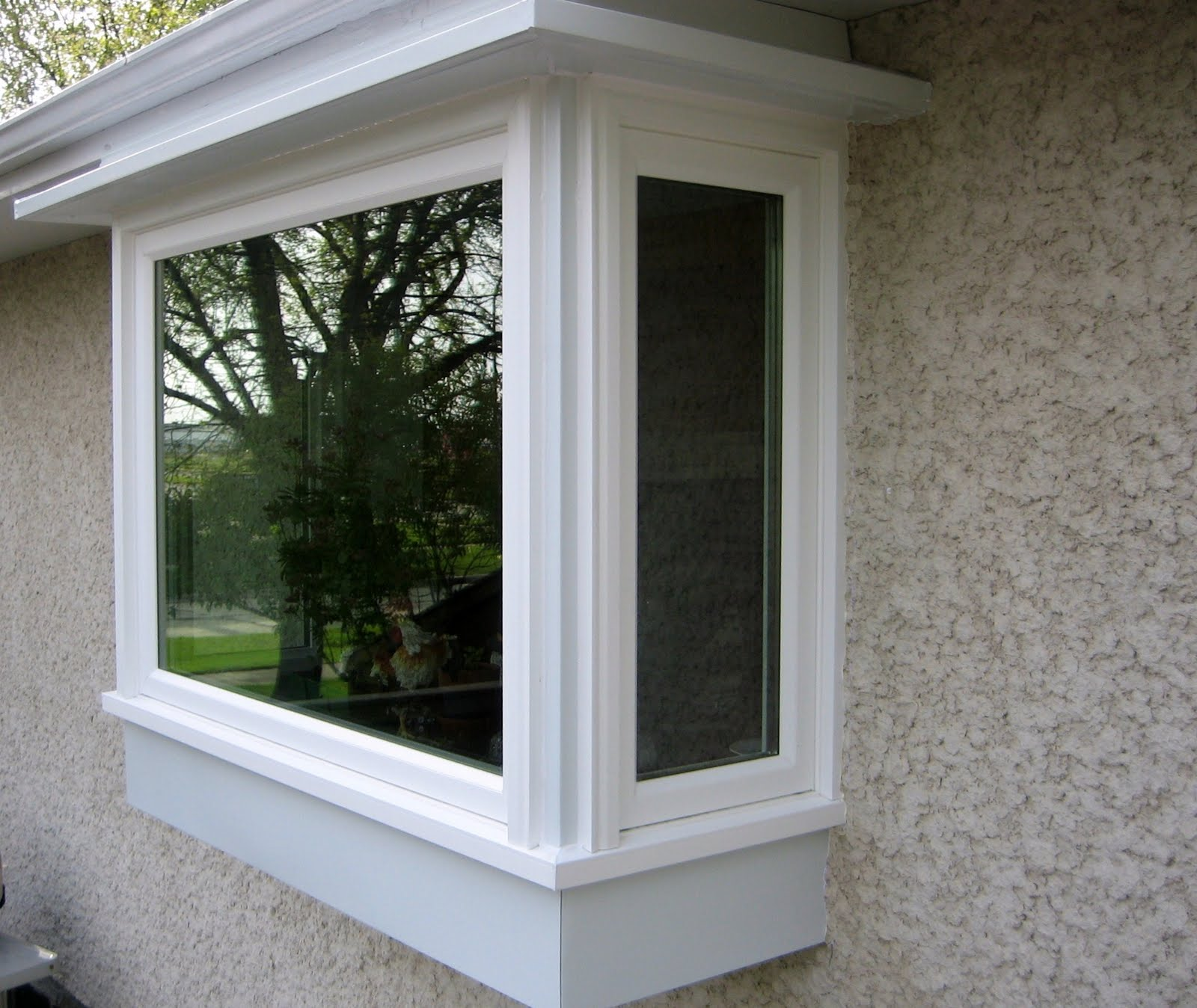 Box bay window winchester pinterest bay windows and bays for Box bay window