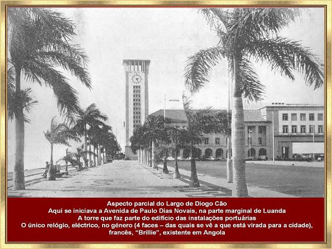 VÍDEO - IMAGENS DE LUANDA ENTRE 1945-1955