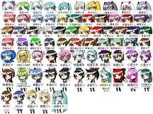Vocaloid Derivations