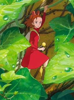 Karigurashi No Arrietty - The Borrowers