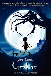 Coraline the movie (2009)