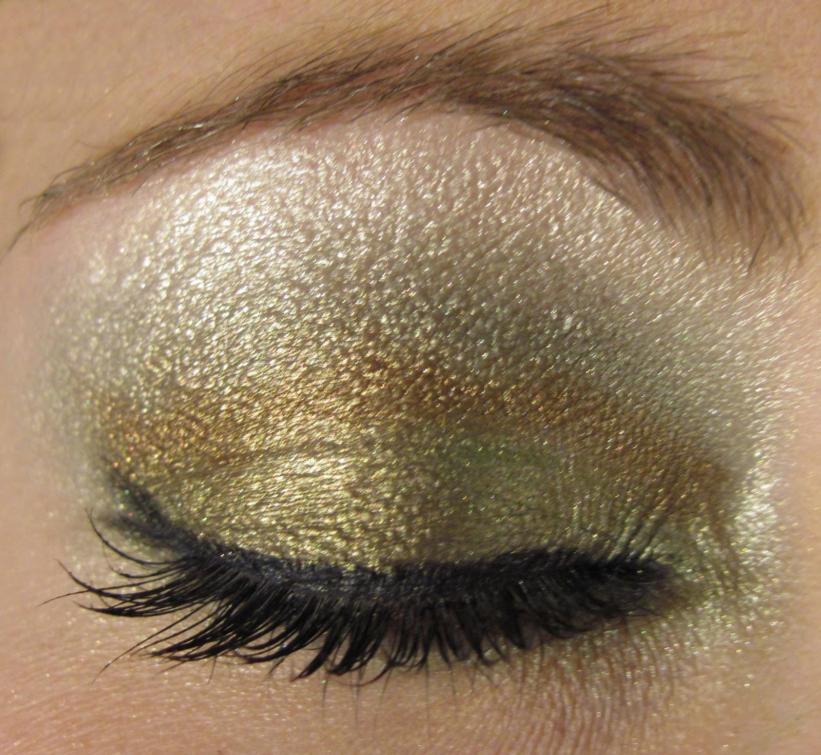 Army Eye Makeup