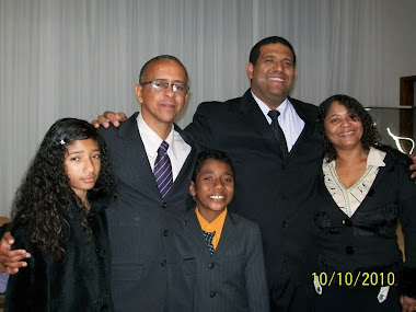 Pr. Átilas and my family
