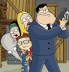 foxs american dad christmas episode funniest damned thing ive ever seen - American Dad Christmas Episode
