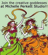 Michelle Perkett Studio Challenge blog